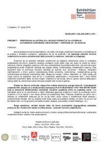 Novi Zakon o obavljanju umjetničke djelatnosti i poticanju umjetničkog stvaralaštva RH