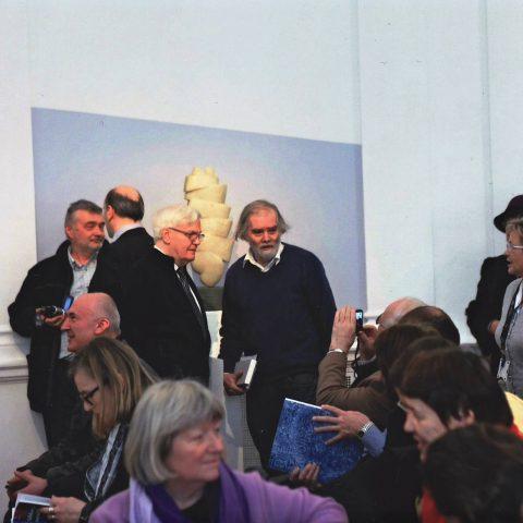 Promocija knjige Slikarstvo-neslikarstvo u Modernoj galeriji u Zagrebu
