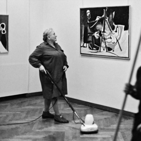 """Radionica likovne kritike """"Kako pisati o suvremenoj umjetnosti"""""""