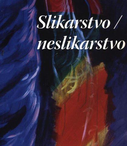 Zdenko rus: Slikarstvo – neslikarstvo